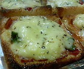 hina的♪うっすい簡単ピザ
