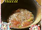 ダイエット&美肌に…トマト納豆(^.^)