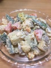 新じゃがの春サラダ♡の写真