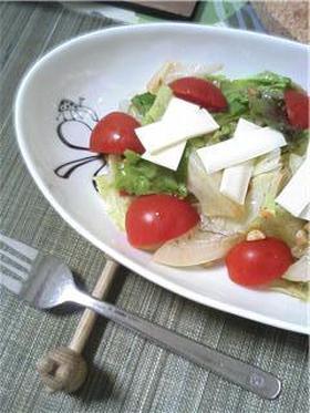 ☆サラダでくるみを活用しましょ☆