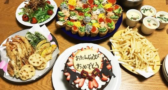 1歳の誕生日を離乳食でお祝い!ケーキなど赤ちゃ …
