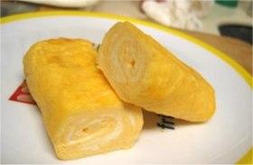 チーズ玉子焼き
