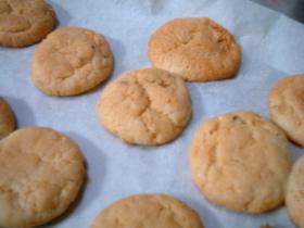 材料これだけ!超簡単マーマレードクッキー