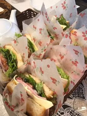 今日食べたい・サンドイッチ