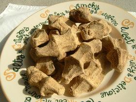 ナチュラル・きな粉クッキー(玉子不使用)