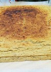すりおろしりんごの簡単天板ケーキ
