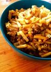 マカロニチーズで簡単ビファロニ