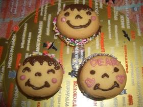 ニコニコ 生チョコクッキー