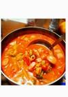 簡単!野菜たっぷり食べるトマトスープ