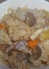 ツナの炊き込みご飯
