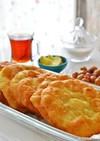 トルコのパン☆甘くない揚げパン