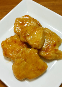 ☆鶏胸肉の照り焼き☆お弁当にも♬
