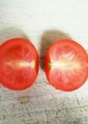 離乳食にも☆潰れにくいミニトマトの切り方