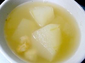 冬瓜の煮物(あっさり、さっぱり編)