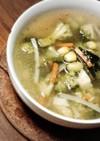 食べるスープ