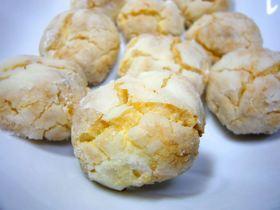 激ウマ~!ざっくざくのアーモンドクッキー