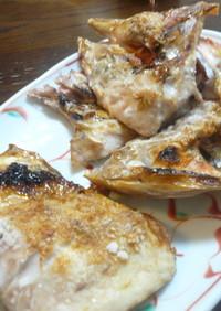 イトヨリ(イトヨリ鯛)の塩焼き