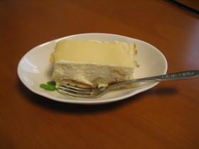 ベイクドぱんみみチーズケーキ