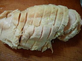 鶏胸肉の冷製