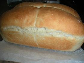 秘密の。。ふんわり食パン♪