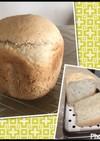 HB*米粉とグラハム粉の食パン