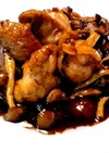 ☆鶏肉とシメジのバルサミコ酢炒め☆
