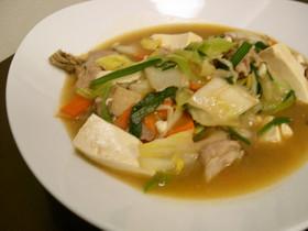 【中華風】豆腐の旨煮