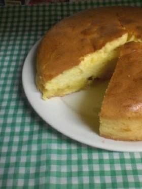 カスタードメイプルパウンドケーキ