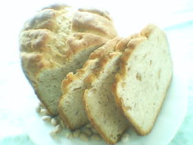 大豆入り 豆乳ライ麦パン