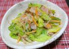 味付け簡単便利!これ1本で肉野菜炒め!