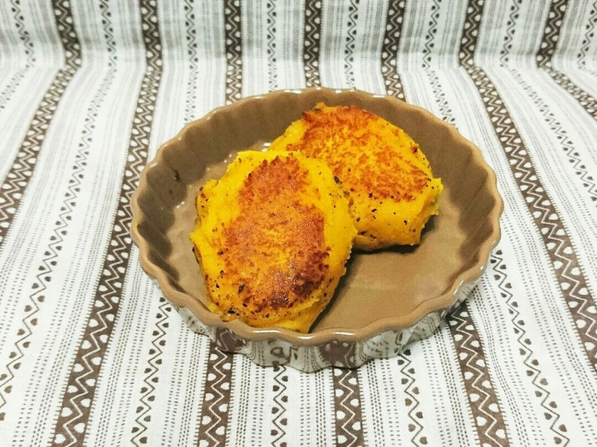 カボチャチーズ