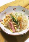 簡単!中華風サラダ