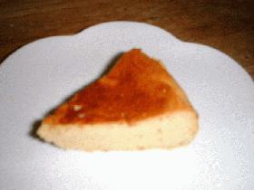 ■ヘルシーさつまいもカッテージチーズケーキ