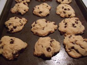 とろーり♡チョコチップクッキー