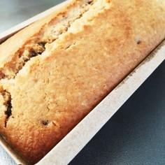 糖質制限・おから入りパウンドケーキ
