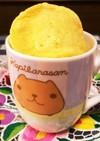 マーラーカオ風マグカップケーキ♡