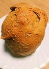 低糖質パン☆カレー粉&粉チーズ&ごまで!