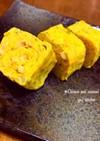 おつまみにも☆チータラ海苔の卵焼き