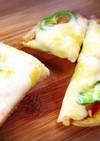 簡単・グルテンフリー☆もーこの低糖質ピザ