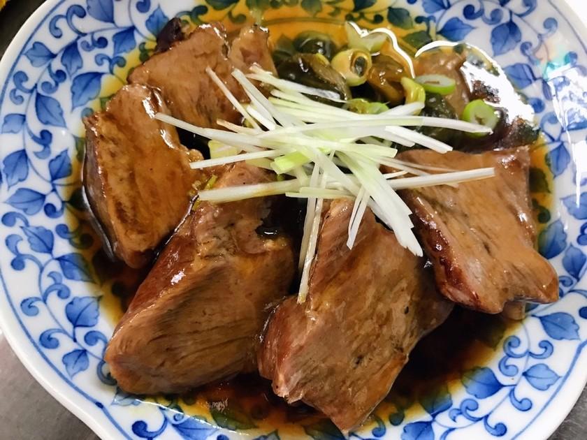 豚ブロック肉で美味すぎ煮豚♪圧力鍋♪