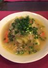 ロシアの『食べるスープ 』シチー(Щи)