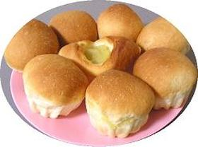 甘~いおやつパン♪