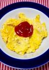レンジで簡単!ふわふわ卵のムネ肉ピカタ