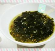 私的に一番簡単☆ワカメスープ☆の写真