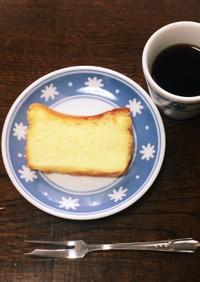 簡単!混ぜて焼けばチーズケーキ!