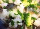 鯖とブロッコリーのみぞれ煮