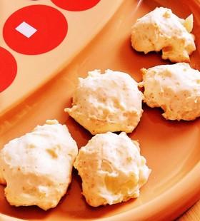 離乳食★HMとりんごで簡単ソフトクッキー