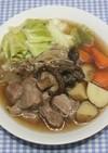 濃厚きのこ出汁☆乾燥きのこと春野菜スープ