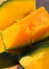 簡単★レンジに入れるだけ★かぼちゃの煮物