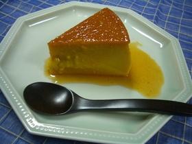 ☆かぼちゃのプリン